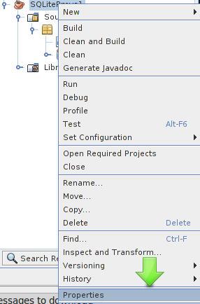Come usare SQLite con Java