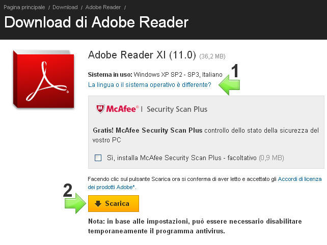 Adobe Reader, panoramica del software per la gestione dei file PDF