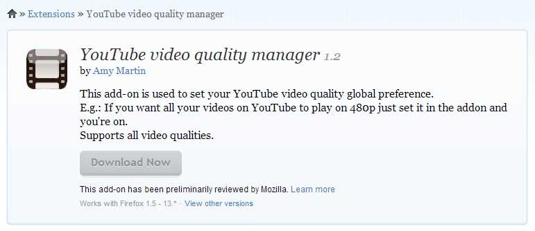Come cambiare qualità ai video di Youtube